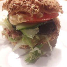 Byg selv burger