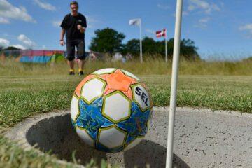 Fodboldgolf i Holstebro